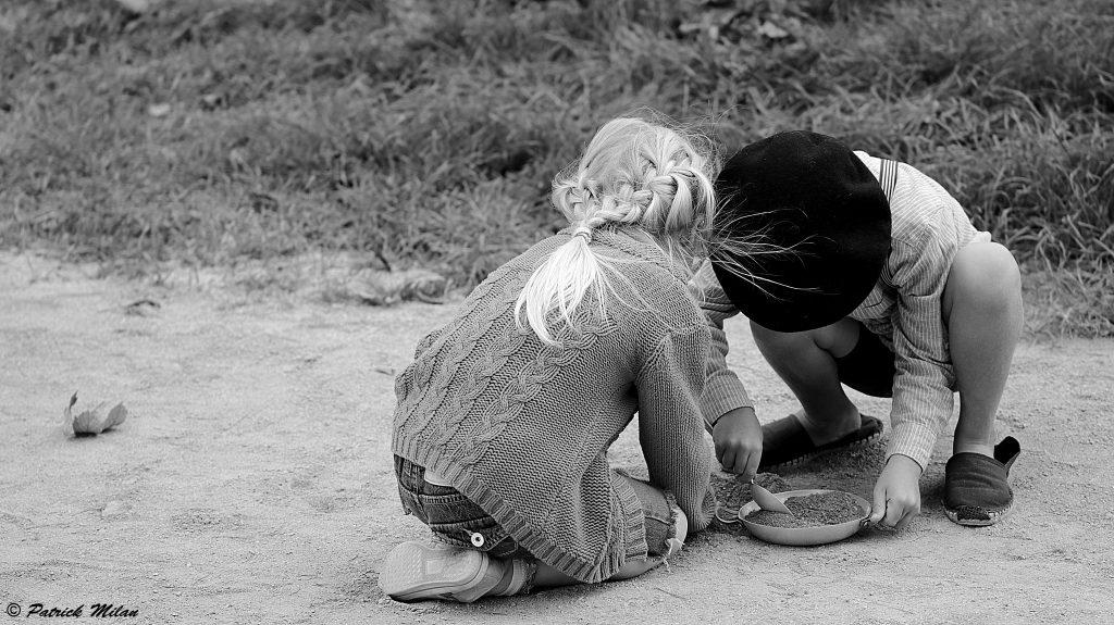 Neverbalni signali djeteta u igri