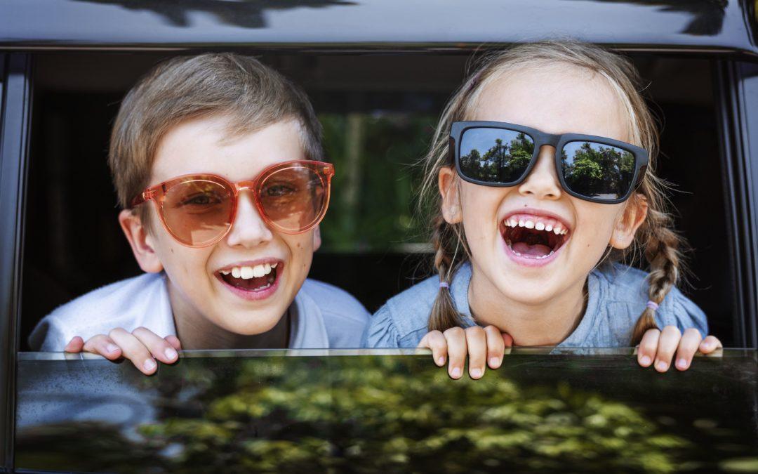 Mala škola putovanja s djecom