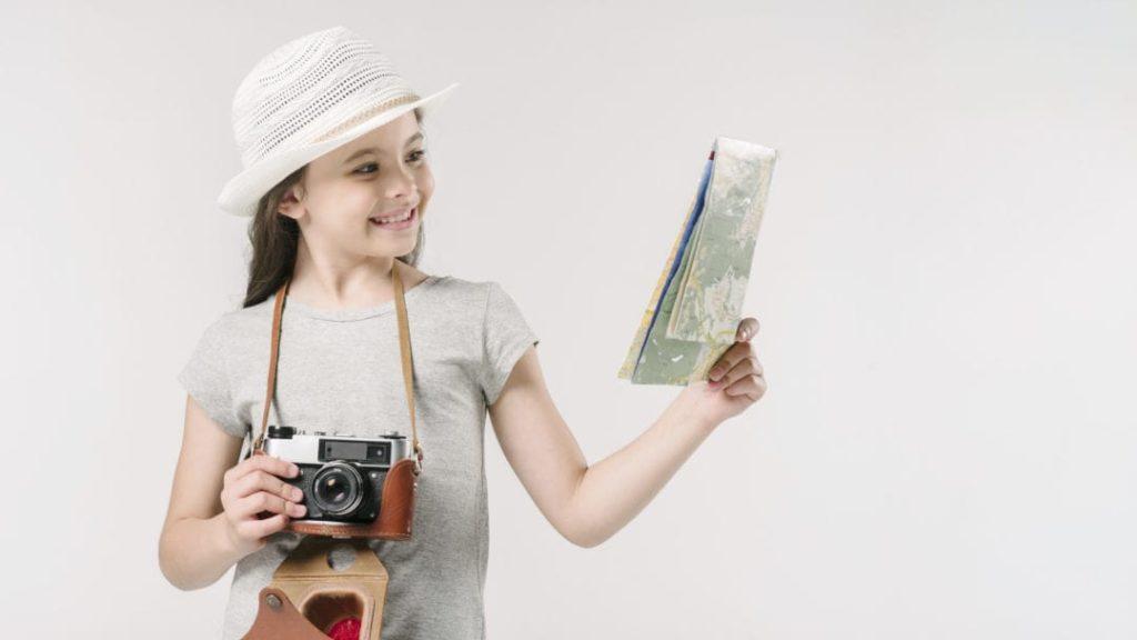 U planiranje putovanja uključite i dijete.