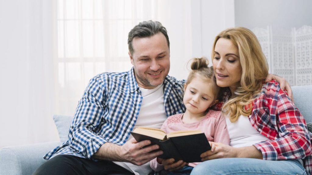 Roditelj je temeljni oslonac djetetu.