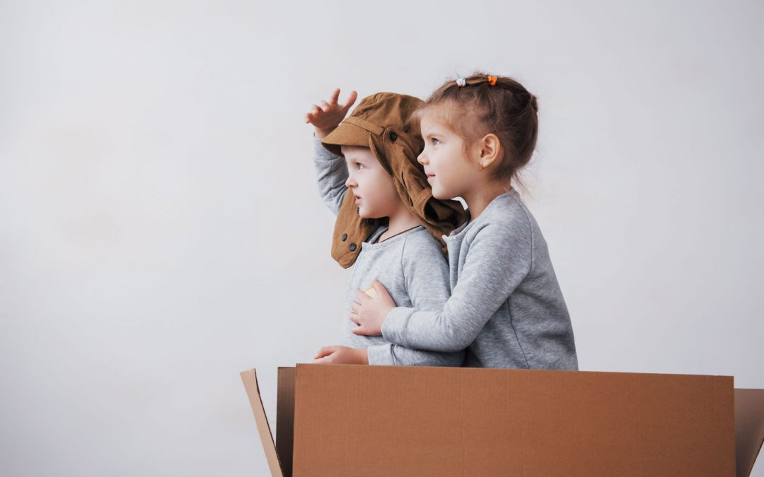 Vašem je djetetu dosadno? Ne zasipajte ga igračkama, potaknite njegovu maštu!