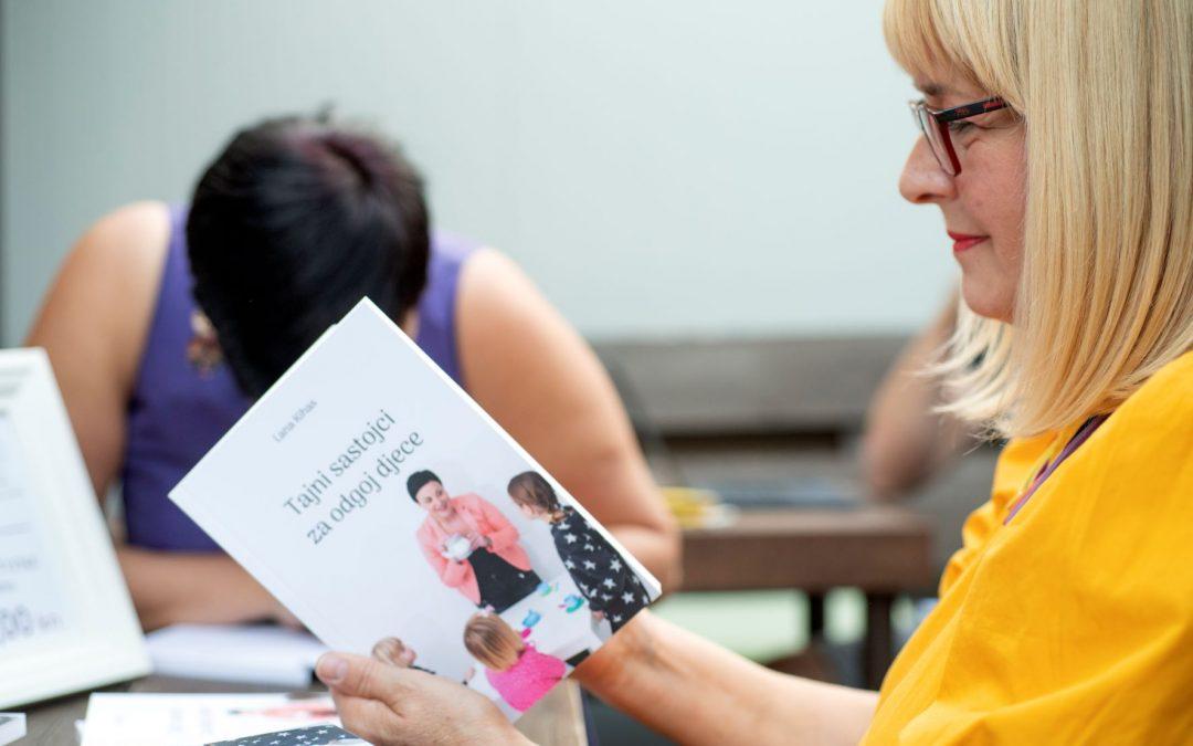 Lana Kihas, predavačica i autorica knjige: Dadilja mora biti osoba motivirana za cjeloživotno učenje jer samo učenjem možemo rasti